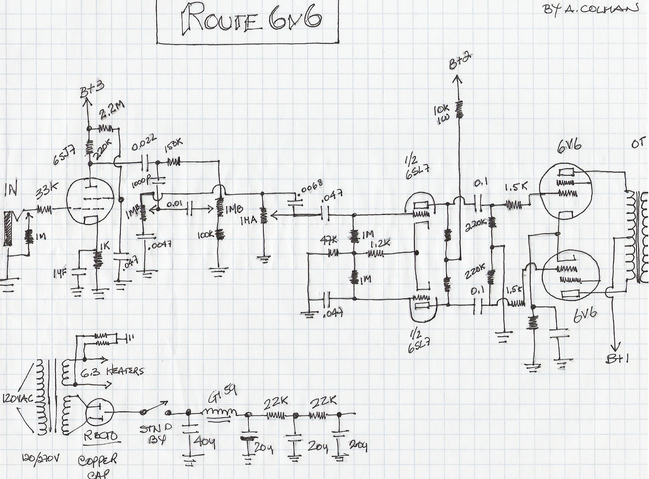 Hammond Organ Amp Conversion - The Amp Garage on